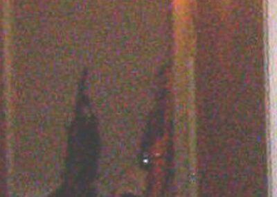 ghost of Jesse James sitting in corner at Talbot Tavern